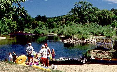 Canoe Missouri Jacks Fork River: Float, Camp, Fishing